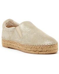 edfb98b45af Marc Fisher - Moirane Slip-on Esapdrille Sneaker - Lyst