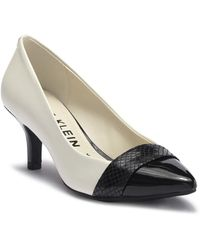 Anne Klein - Ferri Pointed Toe Pump - Lyst