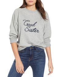 GOOD AMERICAN - Sweatshirt - Lyst