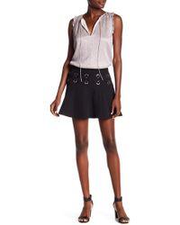 Parker - Milo's Crisscross Grommet Skirt - Lyst