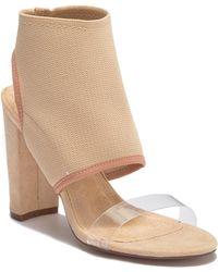 Cape Robbin - Chic Block Heel Sandal - Lyst