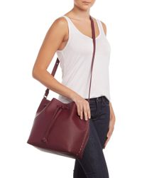 French Connection - Ansley Drawstring Bucket Bag - Lyst