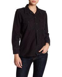 Equipment - Major Shirt Jacket - Lyst