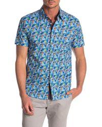 Con.struct - Jungle Print Slim Fit Shirt - Lyst