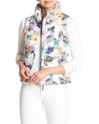 Obermeyer - Quilted Puff Vest - Lyst
