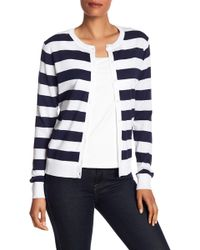 Tommy Bahama - Pickford Rugby Stripe Cardigan - Lyst