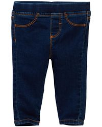 Joe Fresh - Stitched Jeggings (baby Girls) - Lyst