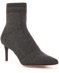 Pour La Victoire - Daphne Sock Ankle Bootie - Lyst