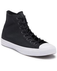 a8a2827d0048 Lyst - Converse Chuck Taylor All Star Hi Leather Sneaker (unisex) in ...