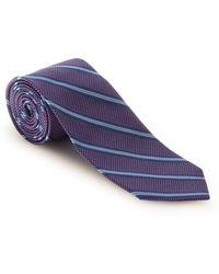 Robert Talbott - Stripe Silk Tie - Lyst