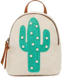 T-Shirt & Jeans - Cactus Backpack - Lyst