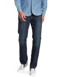 "Lucky Brand - 212 Original Straight Leg Jeans - 30-34"" Inseam - Lyst"