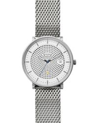 Skagen - Men's Hald Mesh Bracelet Watch, 40mm - Lyst