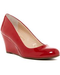 Jessica Simpson - Suzanna Wedge Pump - Multiple Widths Available - Lyst