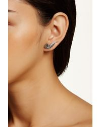 House of Harlow 1960 Arremon Feather Ear Crawlers