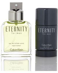 Calvin Klein - Eternity For Men Premium 2-piece Set - Lyst