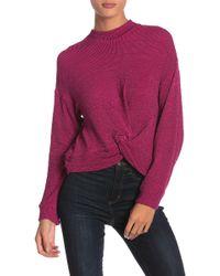 June & Hudson - Twist Knot Sweater - Lyst