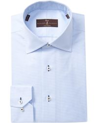 Robert Talbott - Micro Check Classic Fit Dress Shirt - Lyst