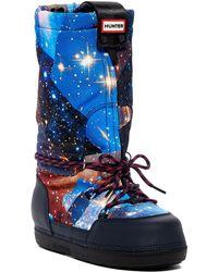 HUNTER - Galaxy Waterproof Snowboot - Lyst