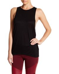 Electric Yoga - Cross Over Tank - Lyst