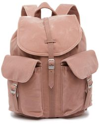 Herschel Supply Co. - Dawson Velvet Backpack - Lyst
