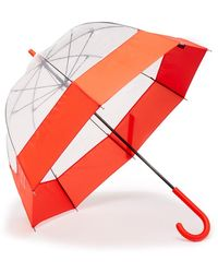 HUNTER - Moustache Bubble Umbrella - Lyst