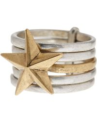 Lucky Brand - Americana Ring - Size 7 - Lyst