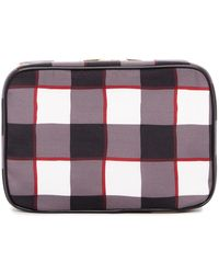 Kestrel - Plaid Hanging Valet - Lyst