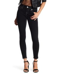 True Religion | Super Skinny Ankle Jeans | Lyst