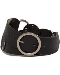 Steve Madden - Loop Buckle Belt - Lyst