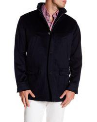 Peter Millar - Bedford Wool Blend Field Jacket - Lyst