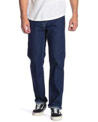 Volcom - Kinkade Straight Leg Jeans - Lyst