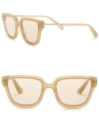 Elizabeth and James - Barrett 57mm Square Sunglasses - Lyst