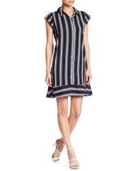 W118 by Walter Baker - Chelsea Stripe Dress - Lyst