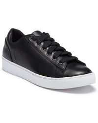 Vionic - Syra Leather Trainer - Lyst