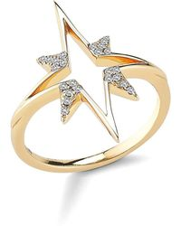 Elizabeth and James - 'astral' Ring - Lyst