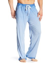 Daniel Buchler - Vintage Wash Drawstring Shorts - Lyst