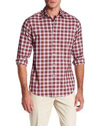 J.Crew | Ludlow Royal Slim Fit Stewart Tartan Shirt | Lyst
