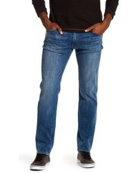 Agave - Slim Fit Straight Leg Jeans - Lyst