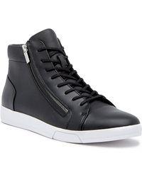CALVIN KLEIN 205W39NYC - Berke Leather Sneaker - Lyst