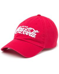 1c26eafd American Needle Washed Cotton Baseball Cap in Pink for Men - Lyst