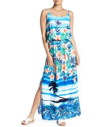 Tommy Bahama - Tropical Floral Maxi Dress - Lyst