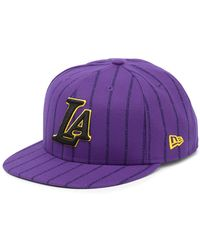 5c1447c17 Lyst - KTZ Los Angeles Lakers Neon Mashup 9fifty Snapback Cap for Men