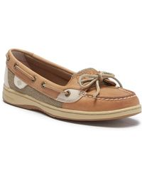 Sperry Top-Sider - Angelfish Leather Boat Shoe - Lyst