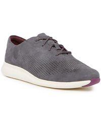 Cole Haan - 2.zerogrand Lasercut Sneaker - Lyst