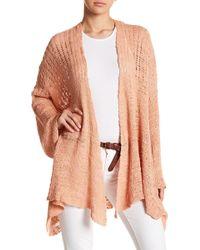 Free People - In My Element Kimono Sweater - Lyst