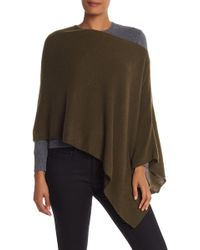 In Cashmere - Cashmere Off-the-shoulder Topper - Lyst