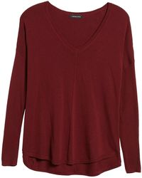 Chelsea28 - Everyday V-neck Sweater - Lyst