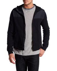 Joe Fresh - Hooded Jacket - Lyst