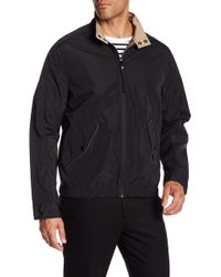 Andrew Marc - Barracuda Mock Collar Jacket - Lyst